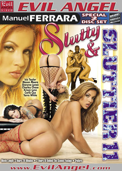 Evil Angel - ����������� � ��� ����������� - ����� 11 / Slutty & Sluttier #11 (2010) DVDRip