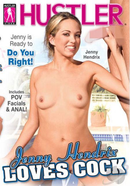 Hustler - Jenny Hendrix Loves Cock (2010) DVDRip