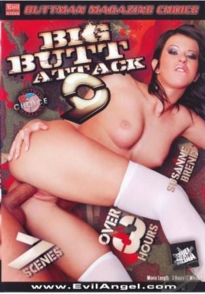 Buttman Magazine / Evil Angel - ����� �� ������� ������� - ����� 9 / Big Butt Attack #9 (2010) DVDRip