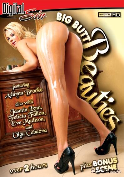 Big Butt Beauties / �������� � ��������� ��������� [2010 �., Gonzo, Anal, DVDRip]