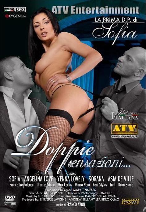 Двойная сенсация / Doppie Sensazioni (2008) DVDRip