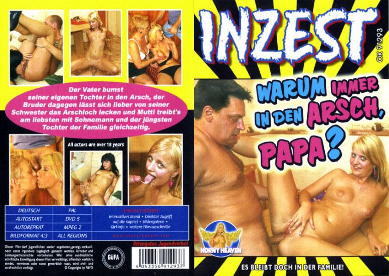 Инцест - Почему всегда в задницу, папа? / Inzest - Warum immer in den Arsch, Papa? (2010) DVDRip