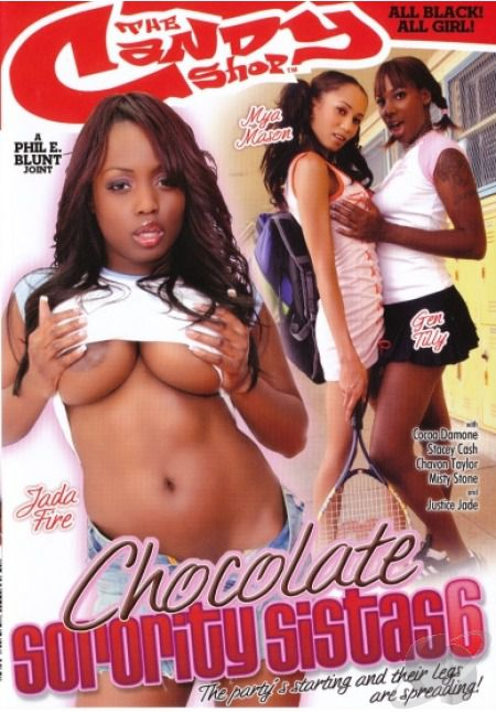 Candy Shop - Chocolate Sorority Sistas #6 (2010) DVDRip