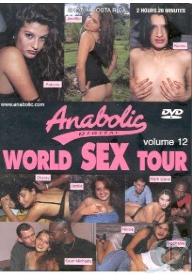 Anabolic - Мировой секс тур - Часть 12 / World Sex Tour #12 (1996) DVDRip