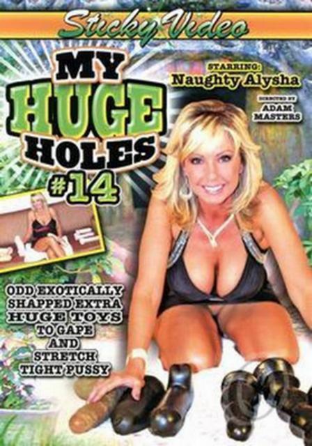 Sticky Video - Мои огромные отверстия - Часть 14 / My Huge Holes #14 (2010) DVDRip