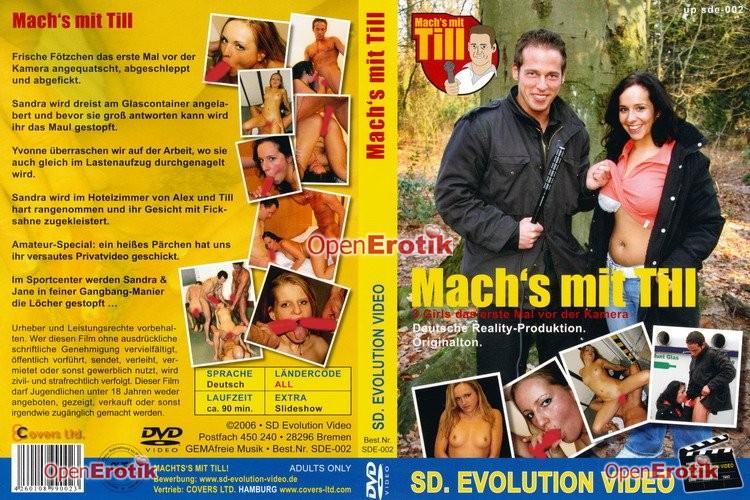 Делай это с Тиллем #1 / Mach's mit Till #1 (2006) DVDRip