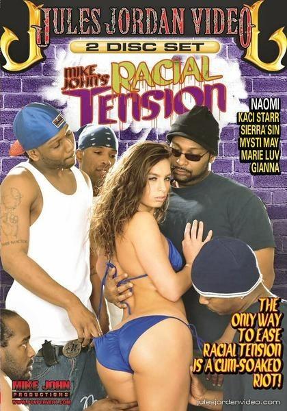 Расовая напряженность / Racial Tension (2006) (2007 - AVN - Best Interracial Release) DVDRip