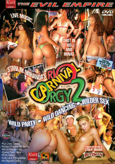 Оргии карнавала Рио2/Rio Carnival Orgy 2[DVDrip, 2002, Gonzo][Brasil]