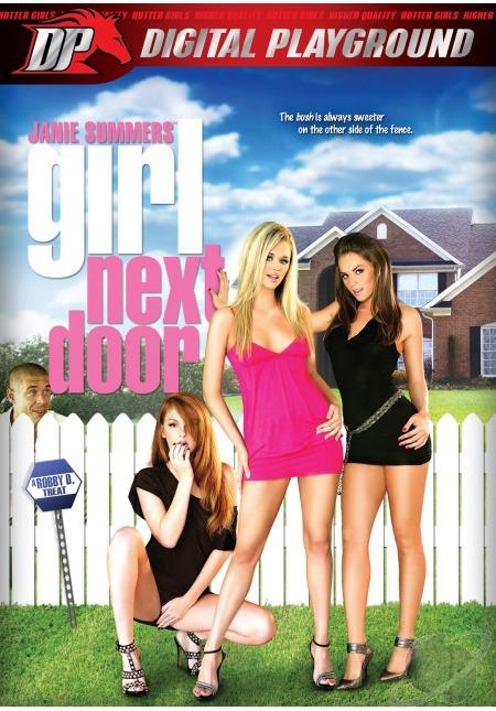 Janie Summers Girl Next Door / Janie Summers: Соседка (2010) DVDRip