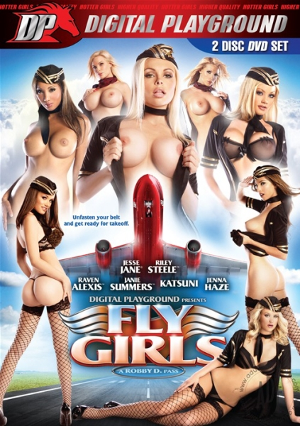 Стюардессы / Fly Girls(Robby D, Digital Playground) (2010) DVDRip