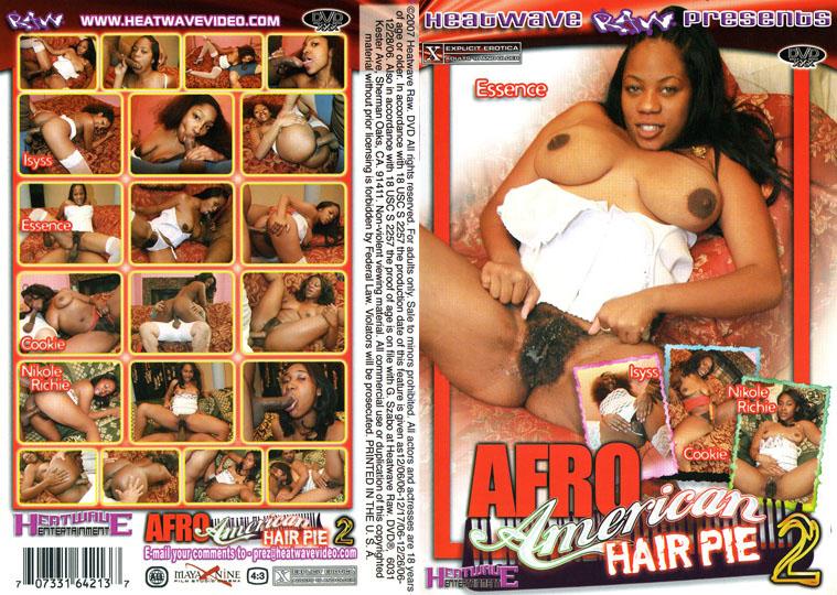 Афроамериканские волосатые пирожки #2 / Afro American Hair Pie # 2 (2007) DVDRip