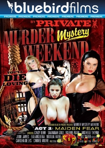 Уикенд Тайны Убийства, Действия 2 / Murder Mystery Weekend Act 2: Maiden Fear (2010) DVDRip