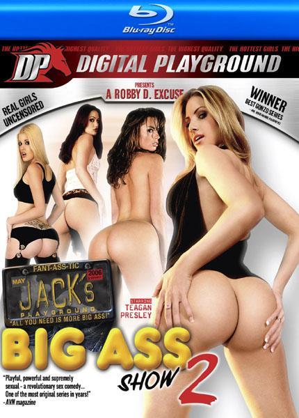 Jack's Big Ass Show 2 / ��� ������� ������ �� ����� 2 [2008 �., Big Ass, Straight, BDRip, 720p]