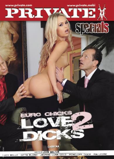 Private Specials 32: Euro Chicks Love 2 Dicks / ����������� �������� ����� 2 ����� (2010) DVDRip