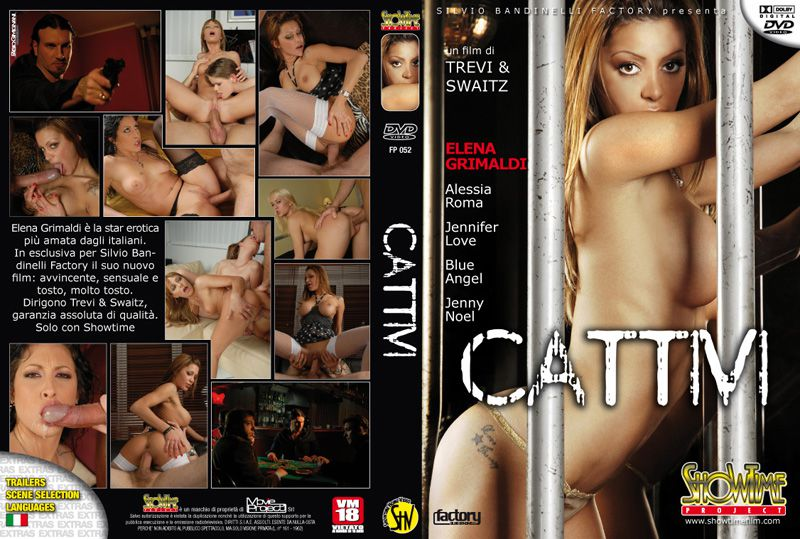 Плохой /  Cattivi(Marco Trevi and Matteo Swaitz / Showtime) (2010) DVDRip
