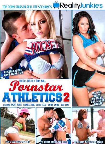 Reality Junkies - Pornstar Athletics #2 (2009) DVDRip