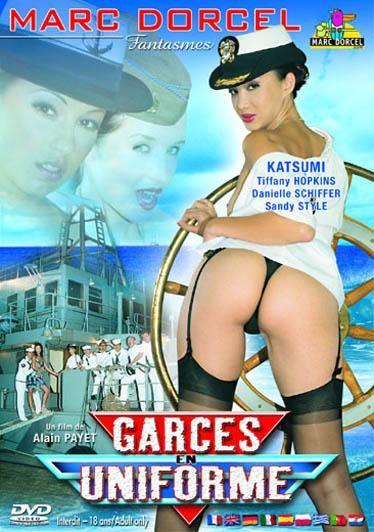 Marc Dorcel - Шлюшки в униформе / Garces en Uniforme (2003) DVDRip