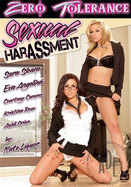 Zero Tolerance - ����������� �������������� / Sexual Harassment (2010) DVDRip