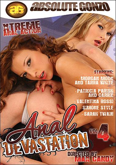 Absolute Gonzo - Анальное опустошение - Часть 4 / Anal Devastation #4 (2010) DVDRip