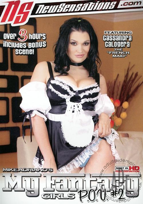 New Sensations - Девочки моих фантазий -  Часть 2 / My Fantasy Girls POV #2 (2008) DVDRip