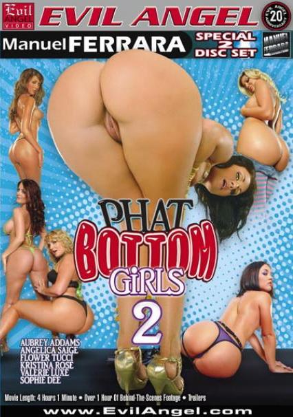 Evil Angel - Спелые девушки подростки - Часть 2 / Phat Bottom Girls #2 (2009) DVDRip