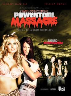 "Wicked Picturies - Резня в лагере ""Привлекательные сосны"" / Camp Cuddly Pines Powertool Massacre (2005) DVDRip"