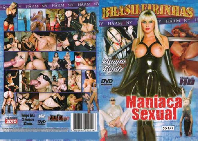 Maniaca Sexual / Сексуальный Маньяк (2010 г., Anal, Fetish, All Sex, DVDRip)