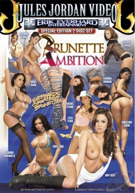 Jules Jordan Video - Амбиция брюнетки / Brunette Ambition (2009) DVDRip