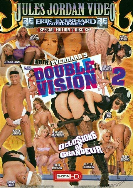 Jules Jordan Productions - Двойное видение - Часть 2 / Double Vision #2 (2008) DVDRip