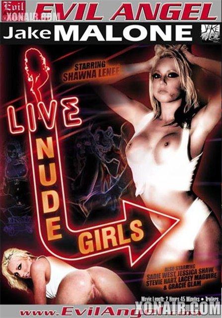 Evil Angel - Живые обнаженные девочки / Live Nude Girls (2010) DVDRip