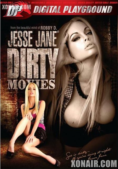 Digital Playground - ������ �����: ������������ ������ / Jesse Jane: Dirty Movies (2010) DVDRip