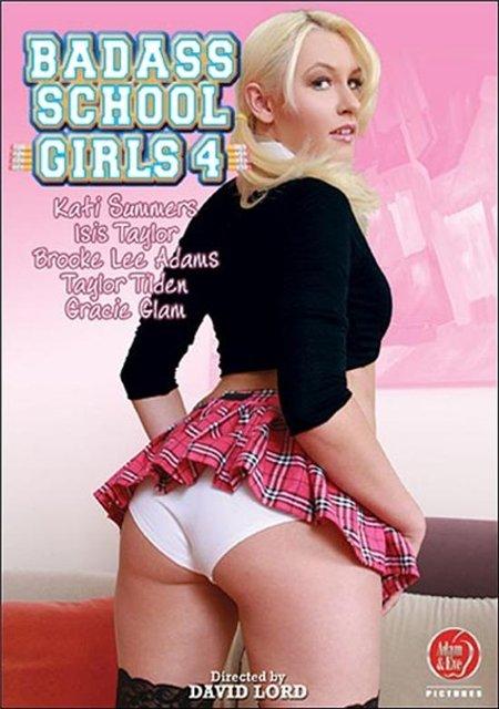 Adam & Eve Pictures - Плохие девочки школы задниц - Часть 4 / Bad Ass School Girls #4 (2010) DVDRip