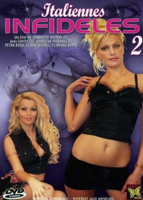 Lucy Video - Итальянские изменщицы - Часть 2 /  Italiana Infedeles #2 (2009) DVDRip