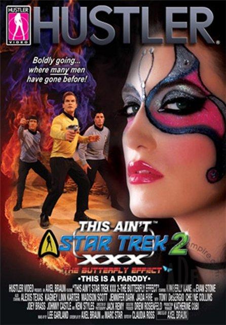 Hustler - Это не Звёздный путь XXX - Часть 2: Эффект бабочки / This Ain't Star Trek XXX #2: The Butterfly Effect (2010) DVDRip