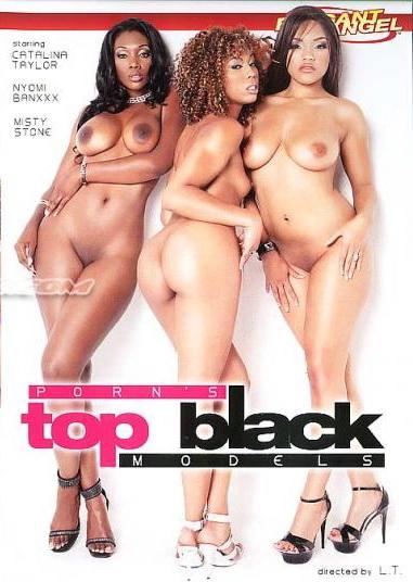 Elegant Angel - Главные черные модели порно / Porn's Top Black Models (2009) DVDRip