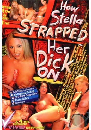 Vivid - How Stella Strapped Her Dick On (2008) DVDRip