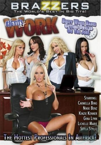 Brazzers - Большие сиськи на работе - Часть 1 / Big Tits at Work #1 (2008) DVDRip