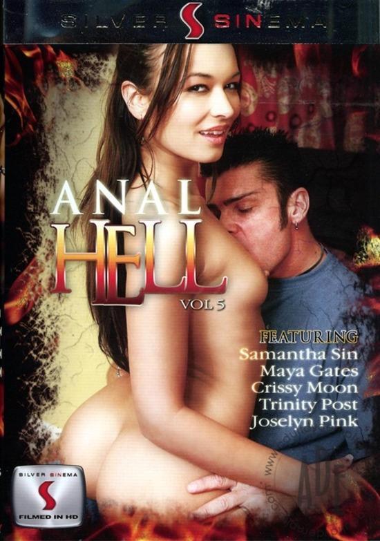Анальный Ад 5 / Anal Hell 5 (2010) DVDRip