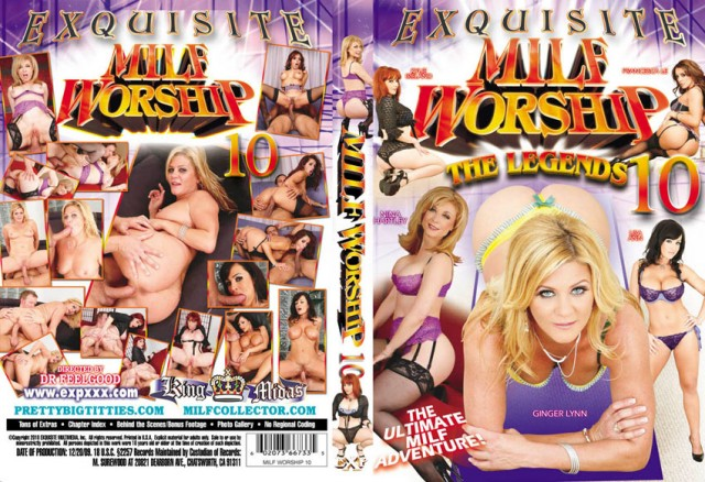 MILF Worship 10: The Legends / ���������� �������� 10: ������� [2010 �., Anal, MILFs, Big Tits, DVDRip]