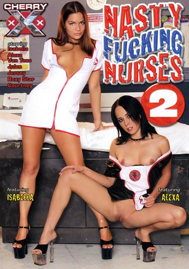 Nasty Fucking Nurses 2 / Развратные трахающиеся медсёстры 2 [2007 г., All Sex Nurses, DVDRip]