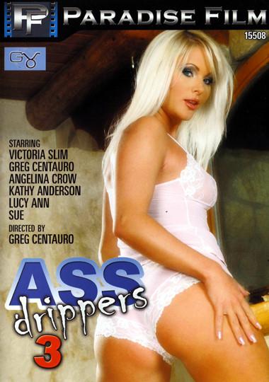 Ass Drippers 3 / Истекающие задницы 3 [2006 г., Anal, Creampie, DVDRip]