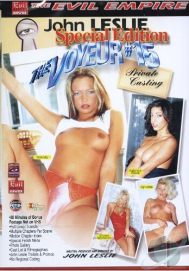 The Voyeur #15 / Соглядатай #15 [2004 г., Double Penetration,  Anal, Gonzo, Oral, Cumshots, All Sex, DVDRip]