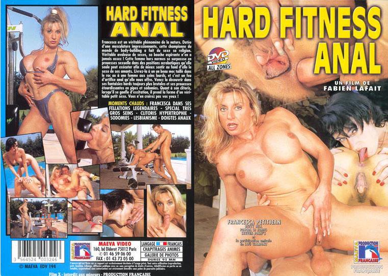 Жесткий анальный спорт #1 / Hard Fitness Anal #1 (2000) VOD