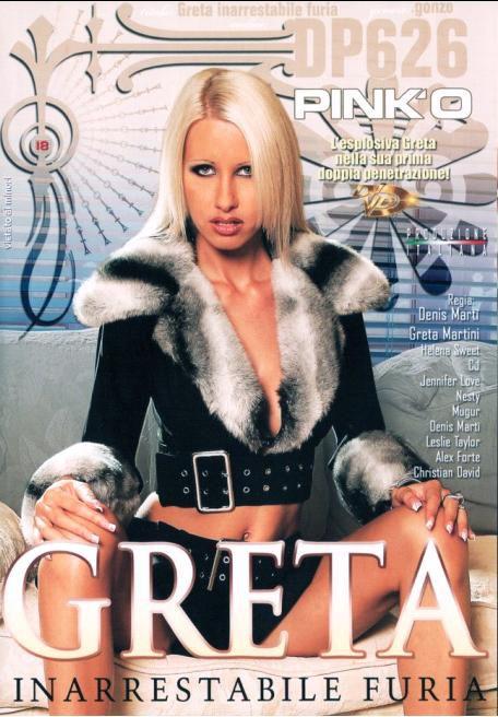 Грета-адова сука / Greta Inarrestabile Furia(Denis Marti, PINK'O) (2008) DVDRip