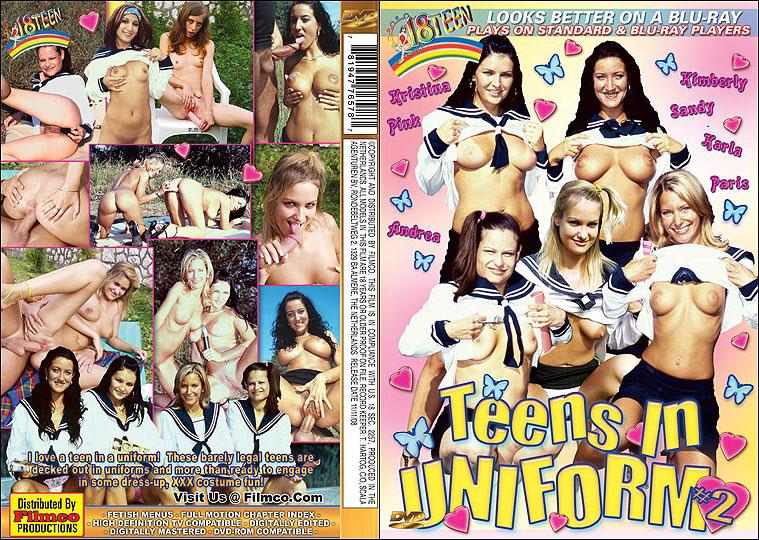 Подростки в униформе #2 / Teens In Uniform #2 (2008) DVDRip