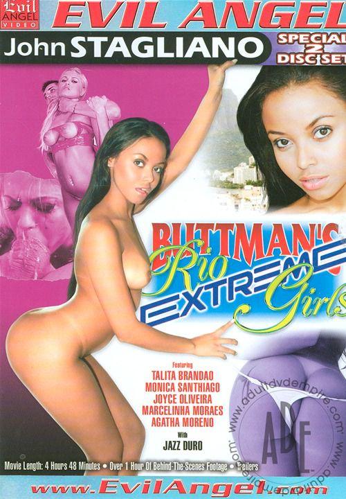 Грудастые красотки из Рио / Buttmans Rio Extreme Girls (2010) DVDRip