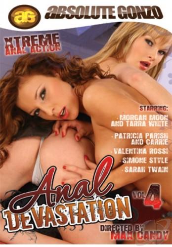 Анальное разрушение 4 / Anal Devastation 4 (2010) DVDRip