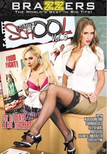 Brazzers - Большие сиськи в школе - Часть 5 / Big Tits at School #5 (2009) DVDRip