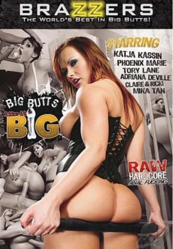Brazzers - Большие задницы любят побольше - Часть 1 / Big Butts Like it Big #1 (2008) DVDRip
