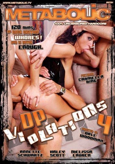 Metabolic - Двойное изнасилование - Часть 4 / DP Violations #4 (2009) DVDRip